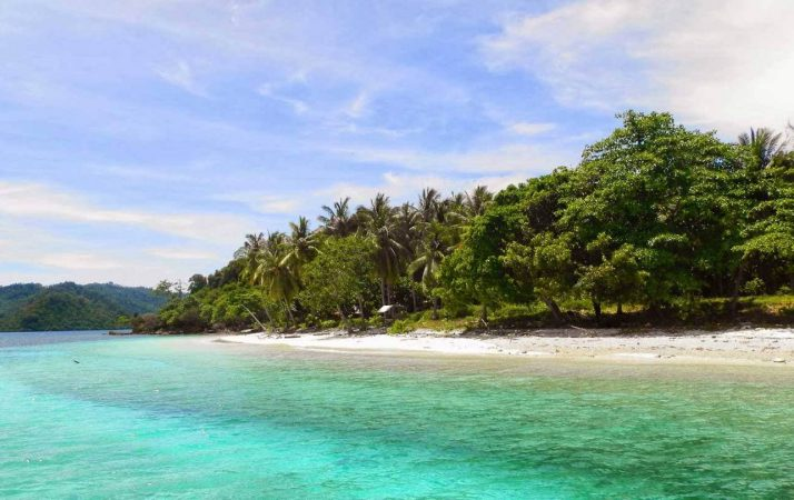 Long Weekend Di Pulau Umang Yang Romantis