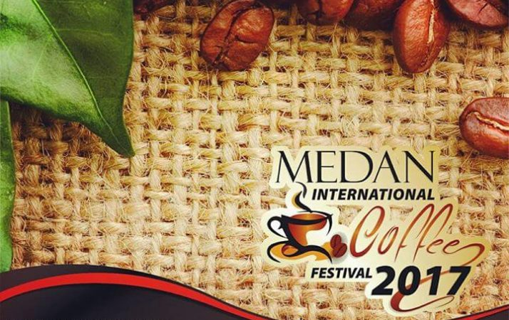 Medan International Coffee Festival 2017 MICF