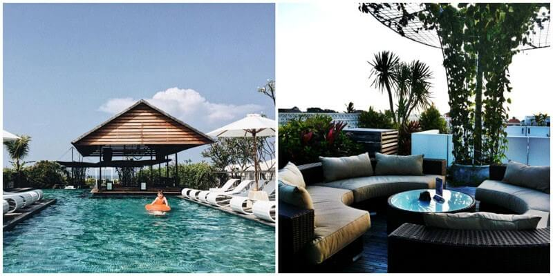 Bar and Lounge di Bali - Vertical Point Bal