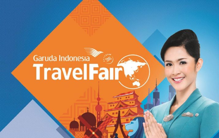 Garuda Indonesia Online Travel Fair 2017