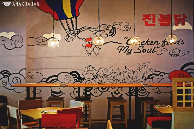 Restoran Di Gandaria City - Jeans Chili Chicken