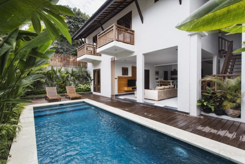 Villa Di Bali Murah - Delu Villas and Suite