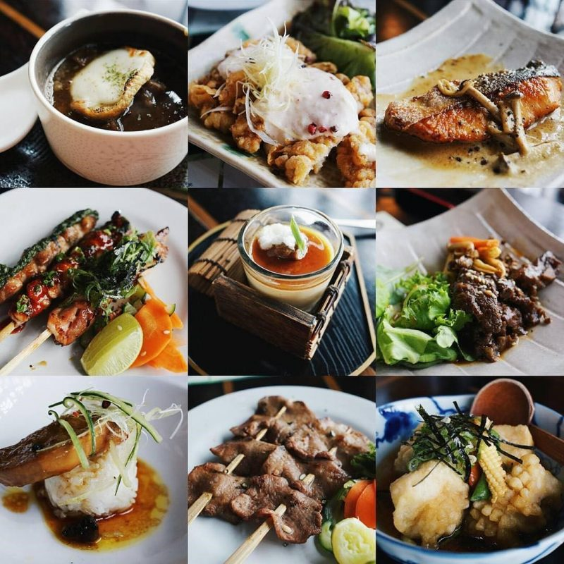 Enmaru - Restoran all you can eat Jakarta murah
