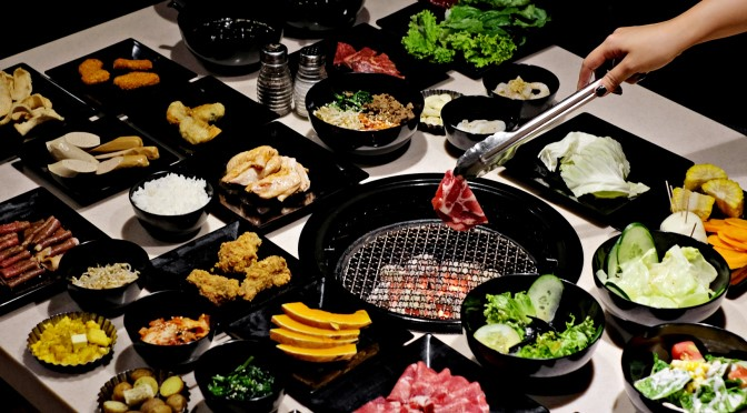 Gyu Kaku - All You Can Eat Jakarta Murah