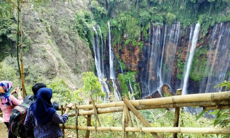 Trecking Air Terjun Coban Sewu