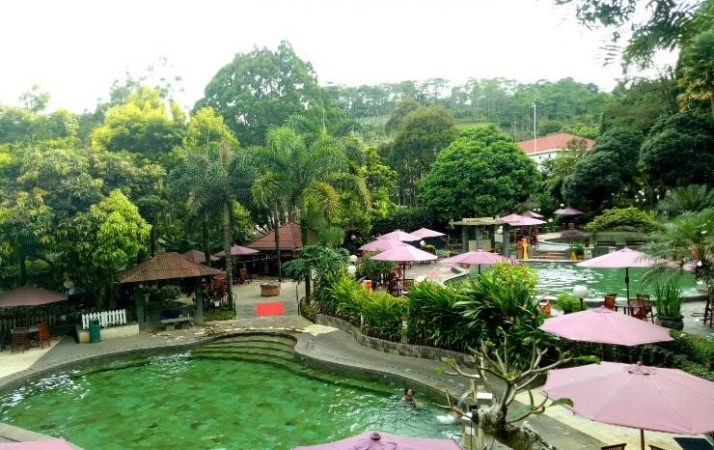 Tiket Masuk Gracia Lembang Spa & Resort 2018