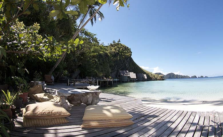 Private Island Indonesia Dengan Resort Mewah - Misool Eco Resort Raja Ampat